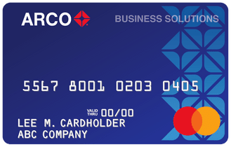 ARCO Business Solutions Mastercard Card