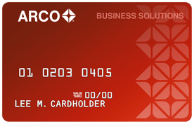 Arco Business Solutions Fuel Card